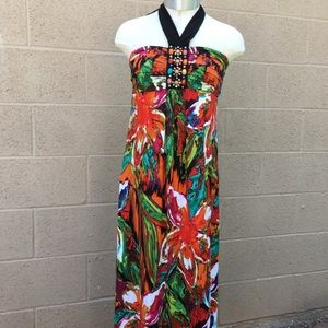 JFW by just for wraps maxi dress